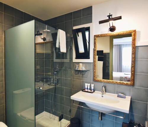 Double Room - single occupancy Hotel Quinta de San Amaro 10