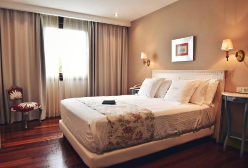 Habitación Doble Hotel Quinta de San Amaro 9
