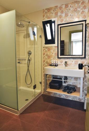 Double Room - single occupancy Hotel Quinta de San Amaro 8