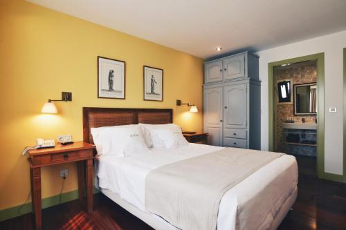 Habitación Doble Hotel Quinta de San Amaro 6
