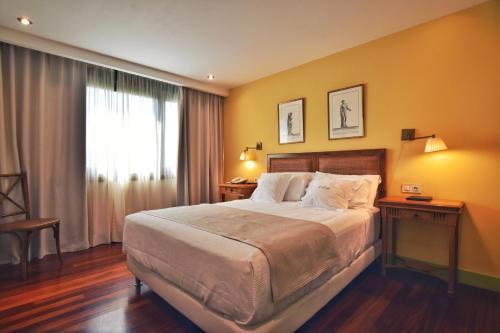 Habitación Doble Hotel Quinta de San Amaro 5