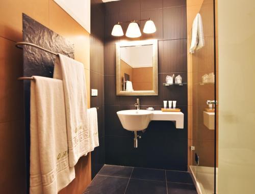 Double Room - single occupancy Hotel Quinta de San Amaro 4