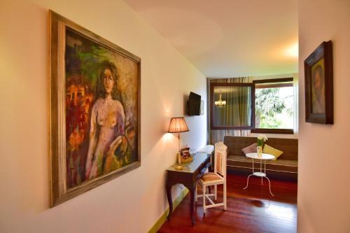 Habitación Doble Superior Hotel Quinta de San Amaro 11