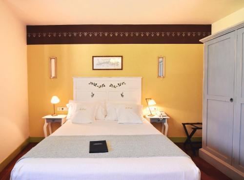 Habitación Doble Superior Hotel Quinta de San Amaro 8
