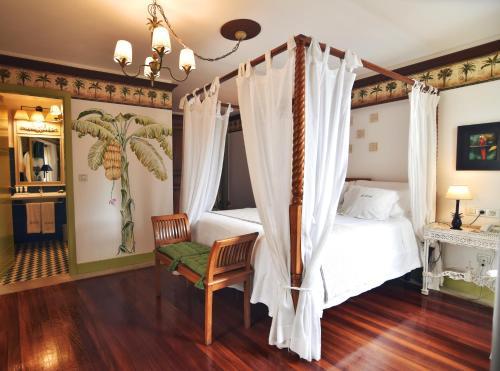 Habitación Doble Superior Hotel Quinta de San Amaro 7