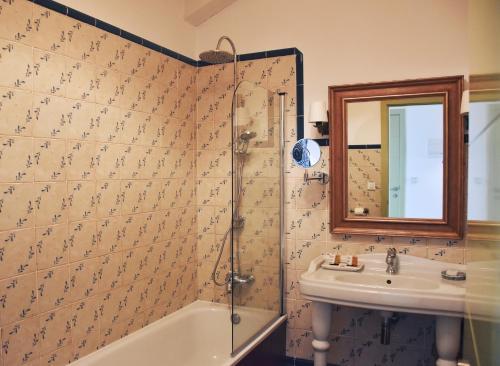Superior Double Room with Terrace - single occupancy Hotel Quinta de San Amaro 8