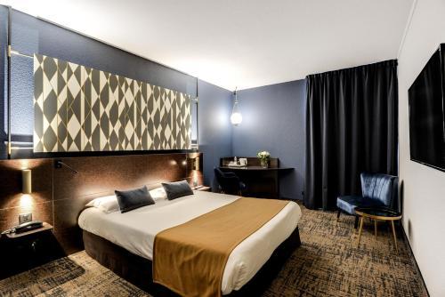 Brit Hotel Du Stade Rennes Ouest - Hôtel - Rennes