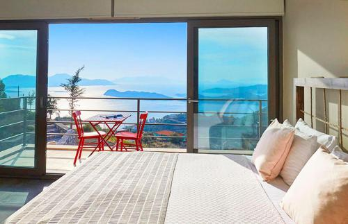 Büğüş Bugus Villa Sleeps 4 Pool Air Con WiFi map