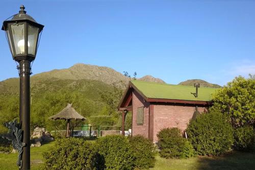 Cabañas El Aguaribay