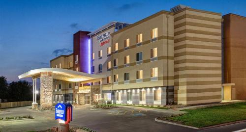 Fairfield Inn & Suites By Marriott Oklahoma City El Reno