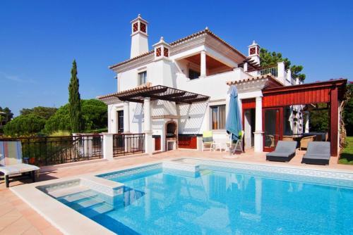 Quinta Do Lago Villa Sleeps 10 Pool Air Con T607904