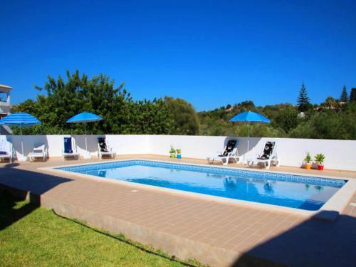 Almancil Villa Sleeps 12 Pool Wifi