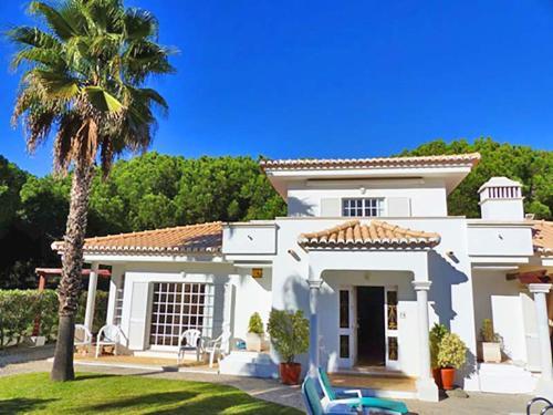 Almancil Villa Sleeps 6 Pool Air Con Wifi T607845