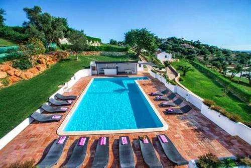 Almancil Villa Sleeps 18 Pool