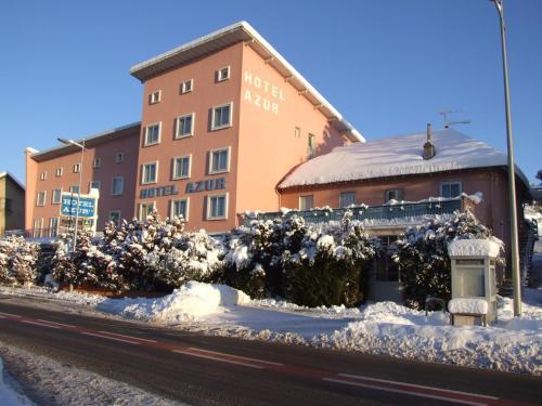 . Hôtel & Restaurant Azur