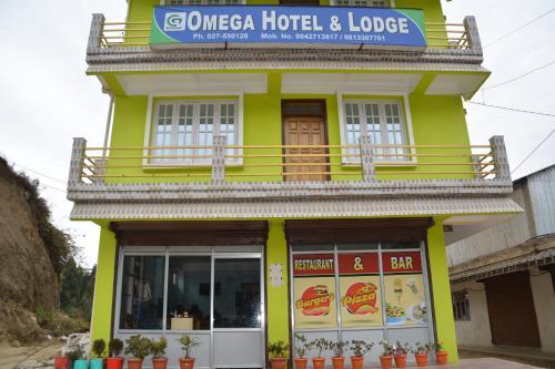Omega Hotel And Lodge