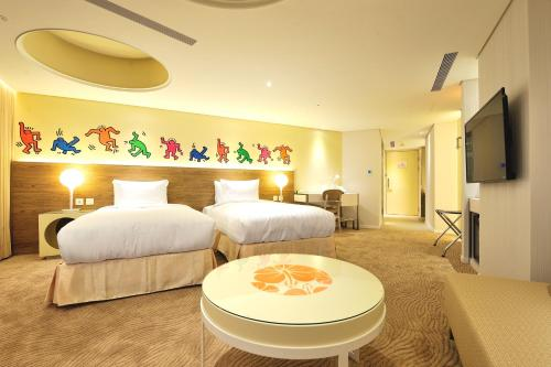 Green World Hotel Zhonghua In Taipei From 66 Trabber Hotels