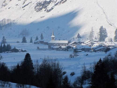 La Grange chez Jeannot Champagny en Vanoise
