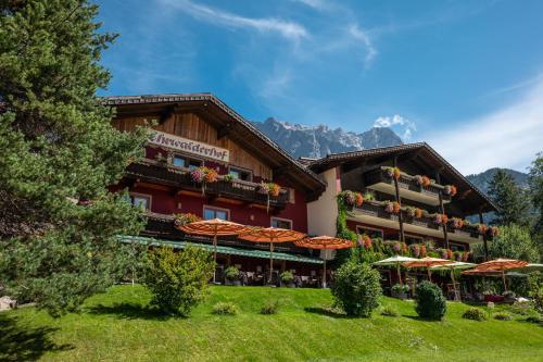 Hotel Ehrwalderhof - Ehrwald