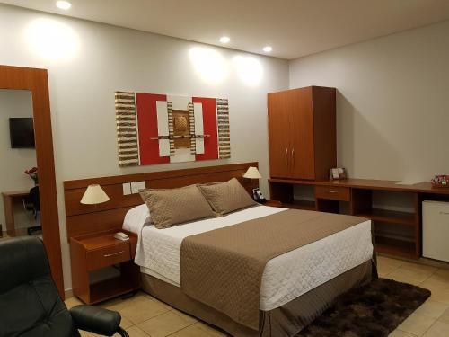 Foto de Hotel Pousada das Palmeiras