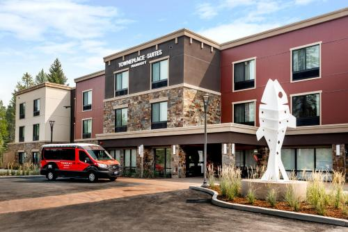 Towneplace Suites Whitefish - Whitefish, MT 59937