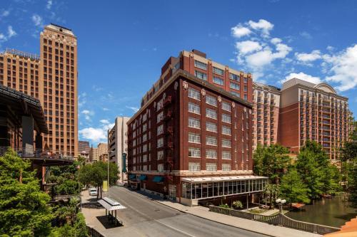 Homewood Suites By Hilton San Antonio Riverwalk-Downtown