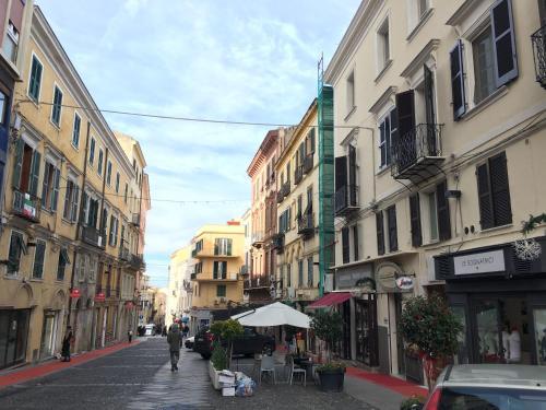 Elegant Apartment al centro di Sassari bild1