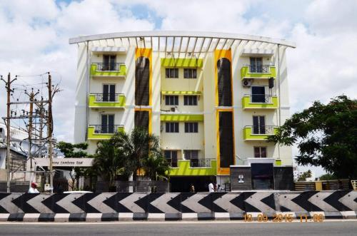 Gerones Residency Serviced Apartments & Home Stays