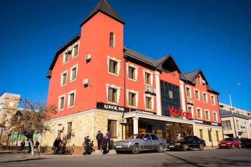 Hotel Vangogh