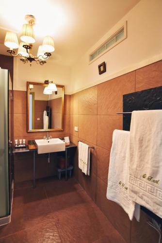 Habitación Doble Superior Hotel Quinta de San Amaro 5