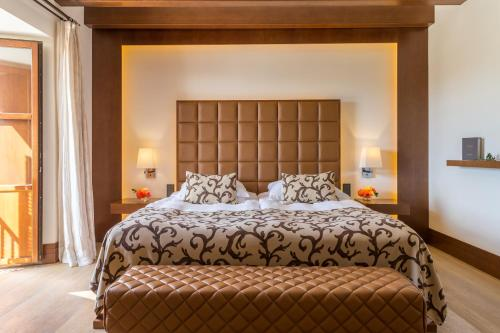 Habitación Individual o Doble Deluxe Castell Son Claret - The Leading Hotels of the World 10