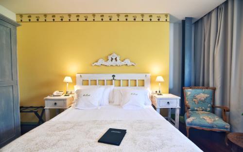 Superior Double Room Hotel Quinta de San Amaro 1