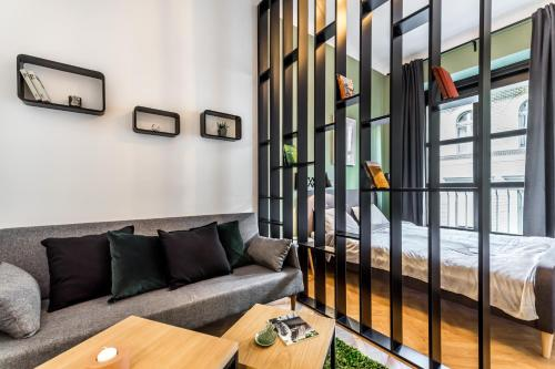 BpR Emerald City Apartment, Pension in Budapest