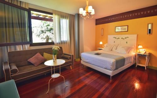 Habitación Doble Superior Hotel Quinta de San Amaro 13
