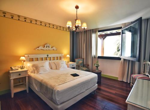 Habitación Doble Superior Hotel Quinta de San Amaro 2