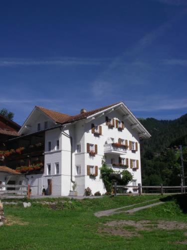 Accommodation in Pragg-Jenaz