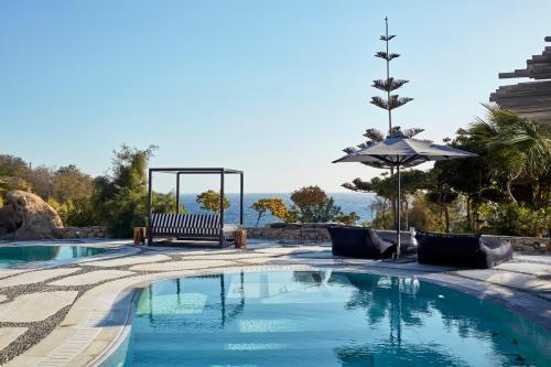 Elia Beach, Mykonos 84600 PO Box 64, Greece.