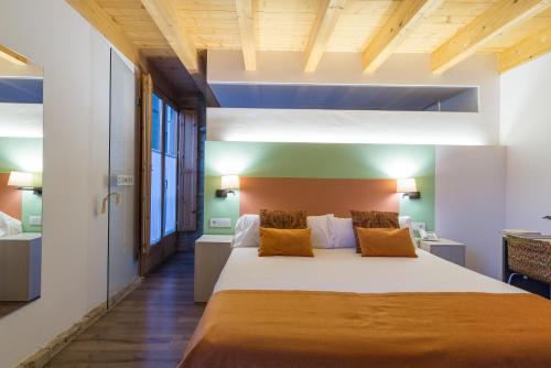 Habitación Doble de uso individual para estancias de negocios Hotel La Freixera 5