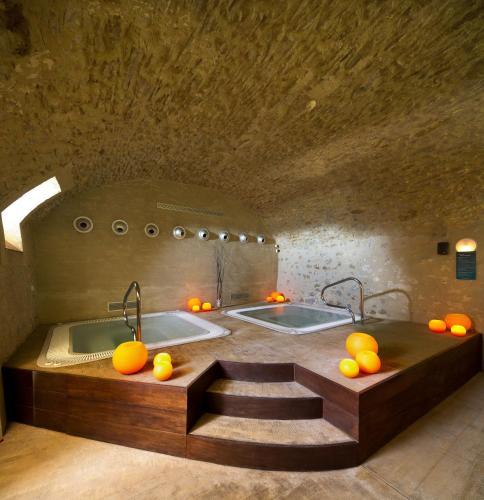 Habitación Doble con acceso al spa - 1 o 2 camas - Uso individual URH - Hotel Molí del Mig 14
