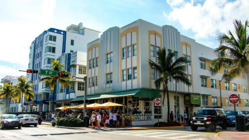 Majestic Hotel South Beach a Miami Beach