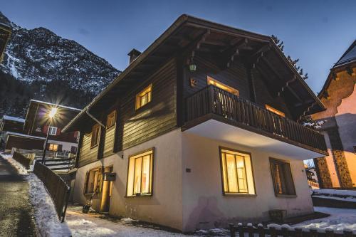 Mountain Pleasure - Apartment - Herbriggen