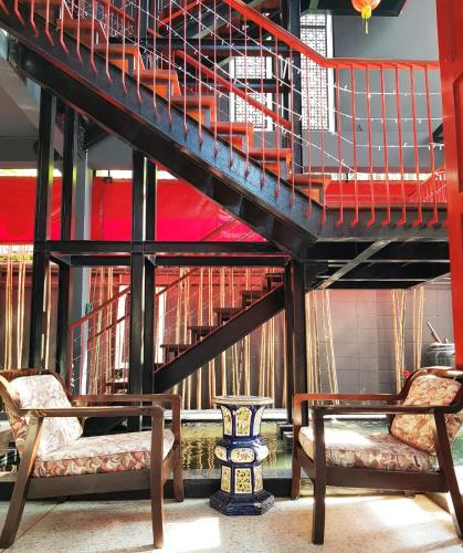 CLOUD on Saladaeng Silom Hostel Bangkok impression