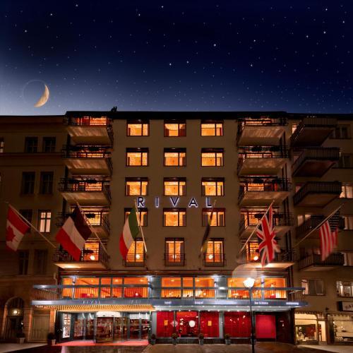 Hotel Rival impression