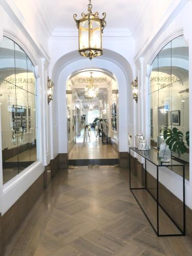 Carsson Hotel Downtown Buenos Aires photo 53