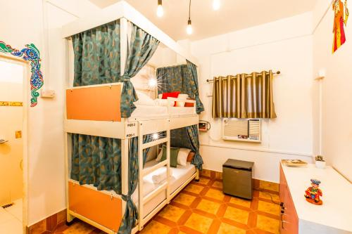 Deluxe 2-Bed Mixed Dormitory Room (Deluxe 2-Bed Mixed Dormitory Room )
