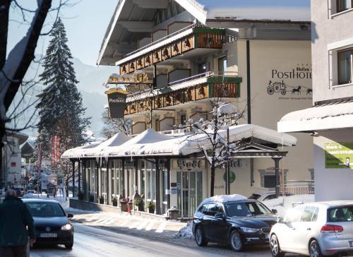 Haller's Posthotel Kleinwalsertal/Riezlern