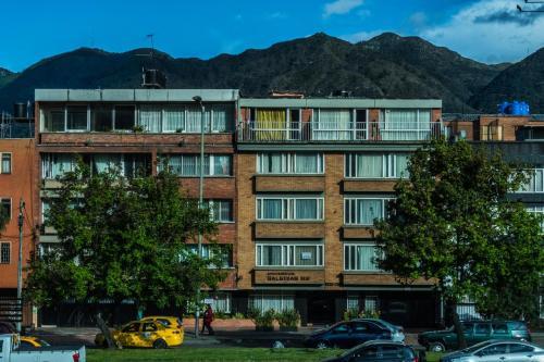 Hotel Apartamentos Galerías 52