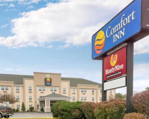 Comfort Inn Civic Center - Hotel - Augusta