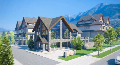 Canmore Bow Valley Home