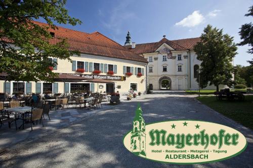 Hotel Mayerhofer - Aldersbach